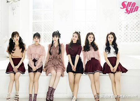 انطلاق فرقة شاشا النسائية الجديدة بـ6 عضوات