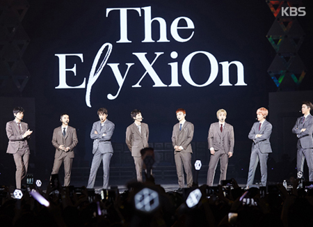 EXO reist für ihre Asientour nach Bangkok