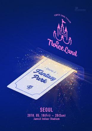 Twice enthousiasmera le public lors de ses concerts à Séoul en mai