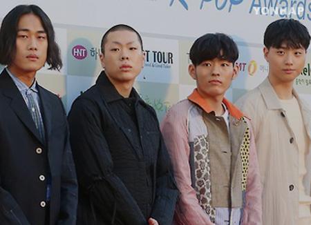 Hyukoh Band erhält drei Preise bei den Korea Music Awards