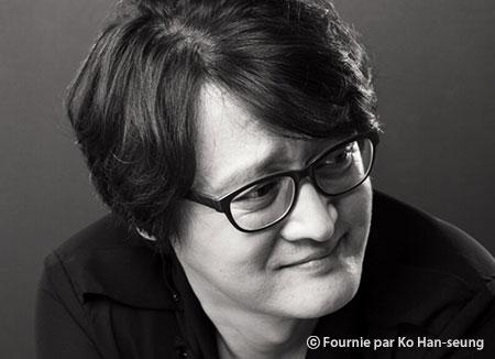 Ko Han-seung a repris en français une célèbre chanson de Kim Gwang-seok