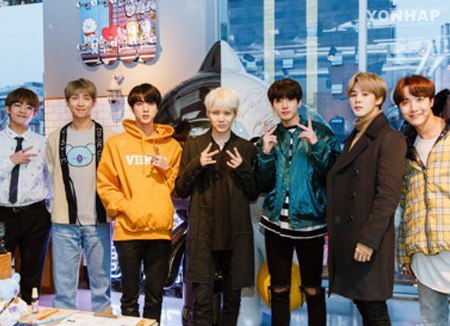BTS stürmt Oricon Albums Chart mit neuer Veröffentlichung