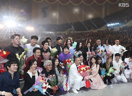 Konzert in Pjöngjang ein voller Erfolg