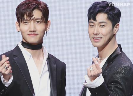 TVXQ nach langer Pause wieder aktiv