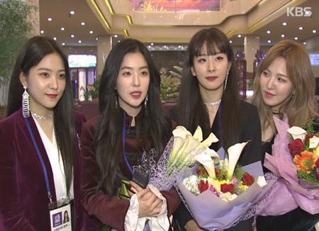 Red Velvet und Seventeen nehmen an einem K-Pop-Kollaborationsevent teil