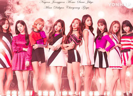 """Twice erobern mit """"What is Love"""" die Musikcharts"""