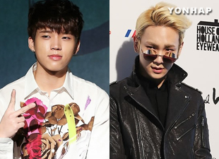 "Woo Hyun de Infinite y Key de SHINee, colaboran como ""Two Hearts"""