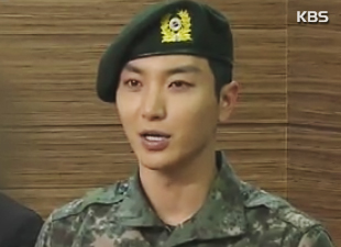 Super Junior's Lee Teuk Released From Military