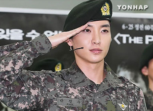 Lee Teuk de Super Junior termina el servicio militar