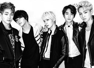 Member SHINee mendukung promosi solo Taemin