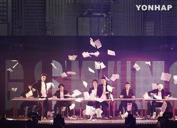 """Super Junior celebra su centésimo concierto en el marco de """"Super Show 6"""""""