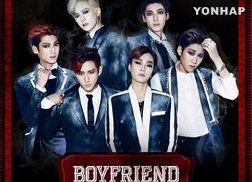 Boyfriend biểu diễn riêng lần đầu tại Hàn Quốc ngày 23/11