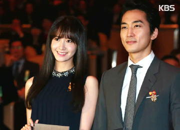 Actor Song Seung-hun & Girls Generation's Yoona, Exemplary Tax-Payers