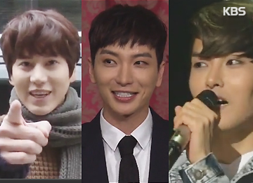 Super Junior's Leeteuk, Ryeowook, & Kyuhyun Named Swiss Ambassadors