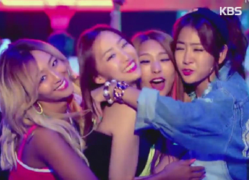 SISTAR To Perform For Malaysian Sultan's Coronation