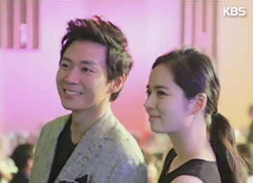 Yeon Jung-hoon & Han Ga-in Couple Expecting Baby
