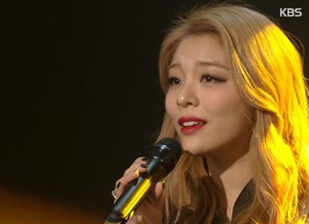 Netizens Speculate Ailee Made US Debut
