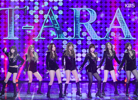 T-ara To Disband This Year