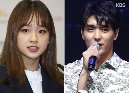FTIsland's Jong-hun & Olympic Rhythmic Gymnast Son Yeon-jae Dating