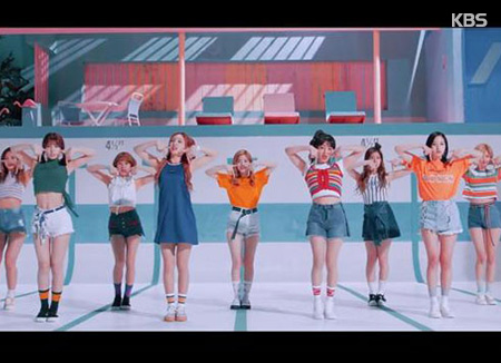 TWICE Tops Billboard Poll for Best TV-Made Girl Group