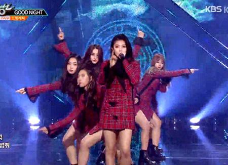 Dream Catcher Tops iTunes US K-Pop Album Chart
