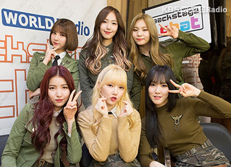 GFRIEND to Release Repackaged Album