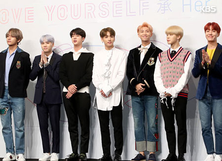 BTS to appear on US talk show