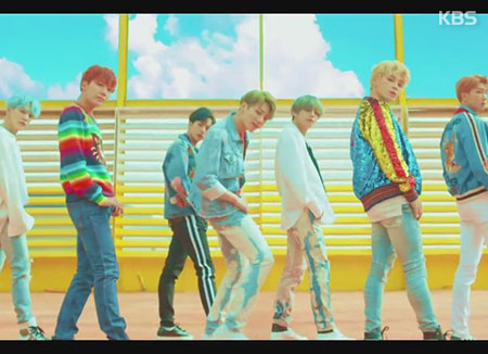 BTS tops Amazon's pre-order list