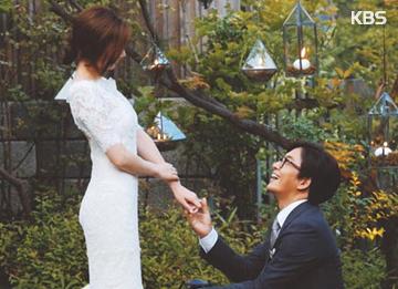 Bae Yong Joon y Park Soo Jin celebran su boda