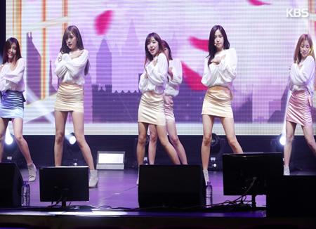 Apink elegido como donante del mes por K-Pop Idol