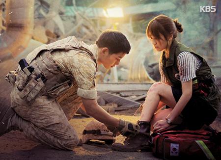 'Descendientes del Sol' de KBS, gran premio en los Broadcasting Awards