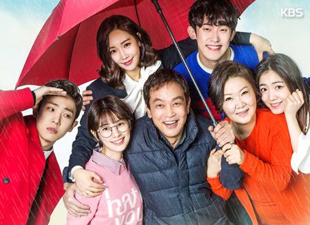 'Papá está extraño' de KBS logra un 30% de audiencia