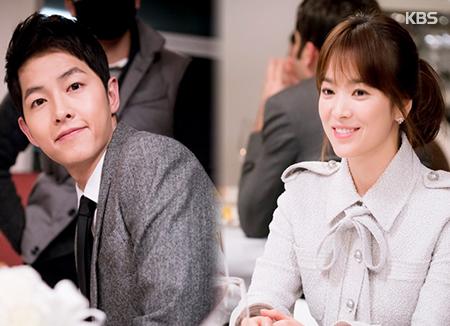 Song Joong Ki y Song Hye Kyo protagonizan nuevos rumores amorosos