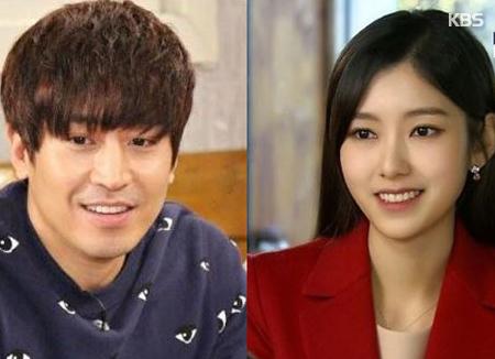Eric de Shinhwa y la actriz NA Hye Mi se dan el sí