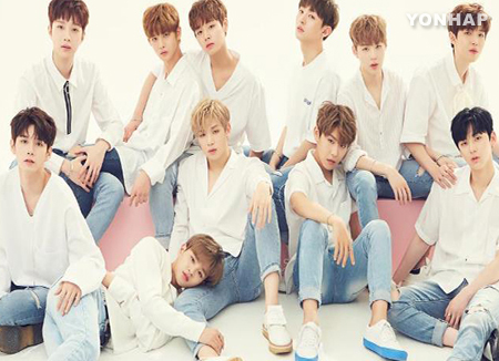 Elegirán la canción de debut de Wanna One mediante votación