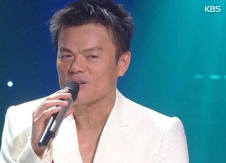 Park Jin Young regresará el lunes 16 con una balada dueto