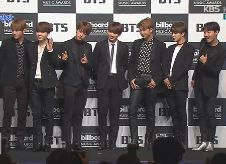 BTS aparecerá en un talk show estadounidense