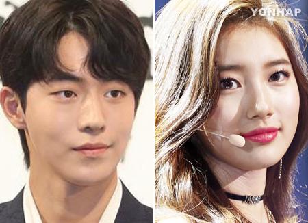 Suzy y Nam Joo Hyuk podrían protagonizar nuevo drama de MBC
