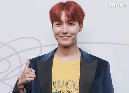 J-Hope de BTS lanza un mixtape
