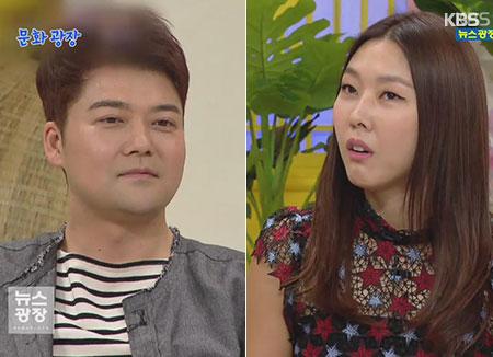 Jun Hyun Moo y Han Hye Jin confirman su relación