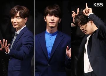 Lee-teuk, Dong-hae và Eun-hyuk (Super Junior) viết sách về du lịch Thụy Sĩ