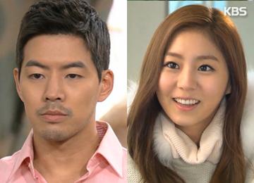UEE (After School) và diễn viên Lee Sang-yoon hẹn hò