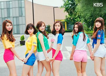 G-Friend (여자친구 – Bạn gái) sẽ trở lại vào ngày 11/7