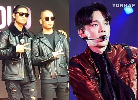 Chen (EXO) hợp tác với nhóm nhạc Hiphop Dynamic Duo