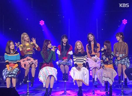 Lovelyz tổ chức concert đầu tiên tại nước ngoài