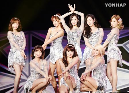 SNSD được bình chọn là nhóm nhạc nữ quyền lực nhất Kpop