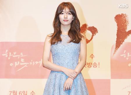 Suzy gia hạn hợp đồng với JYP Entertainment