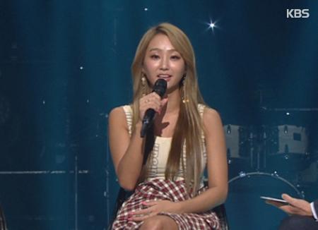 Hyo-rin quyết không tái hợp với Starship Entertainment