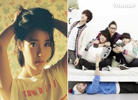 """K-Pop """"đại náo"""" Billboard"""