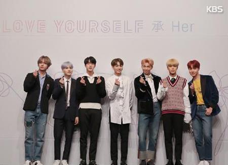 BTS tiếp tục lập kỷ lục